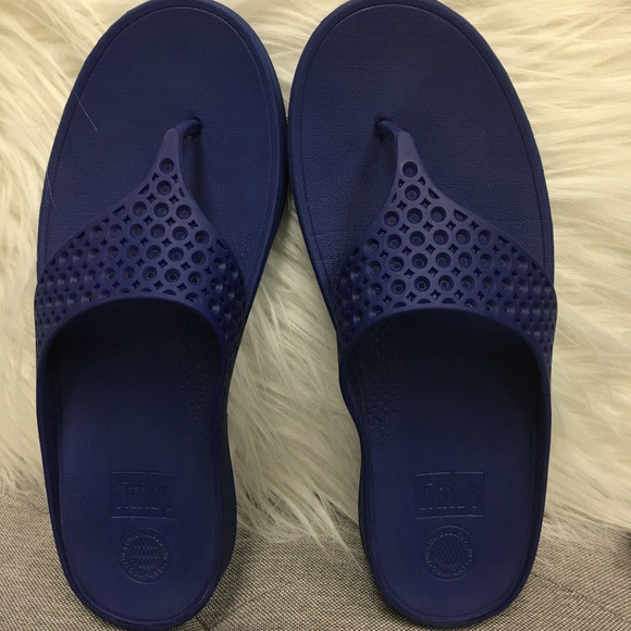 e7f6279aae28 Fitflop Shoes - Royal Blue Fitflops -- Size 10